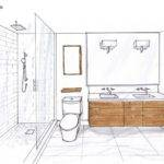 Small Ensuite Bathroom Floor Plans House Home Design