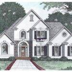 Small European Home Plans Design Style