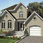 Small European House Plans Home Design Pdi