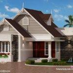 Small European Style House Kerala Home Design Floor