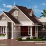 Small European Style House Kerala Home Design Floor