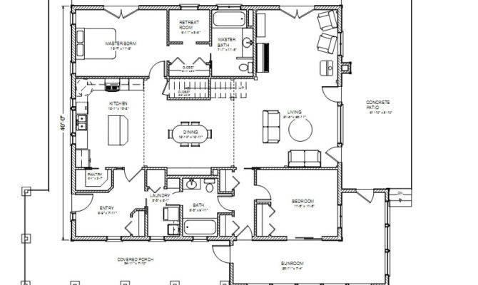 Small Farmhouse Floor Plans Old Style House