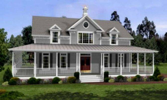 Small Farmhouse Plans Wrap Around Porch Guide Latest