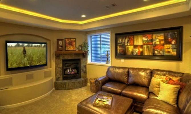 Small Finished Basement Design Ideas Seasons Home