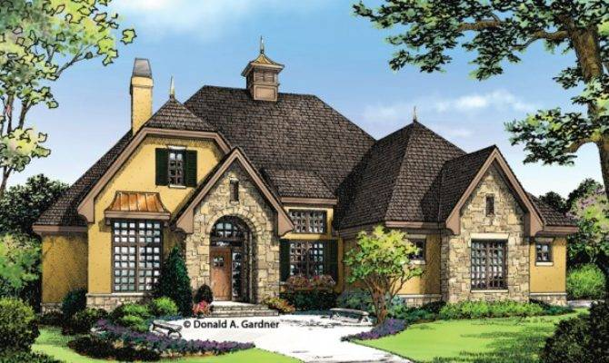 Small French Country Cottage House Plans Home Deco