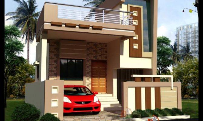 Small Front House Designs Youtube