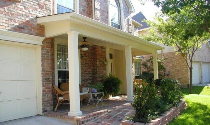 Small Front Porches House Wrap Porch Square Plan