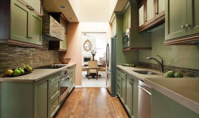 Small Galley Kitchen Design Ideas Hgtv