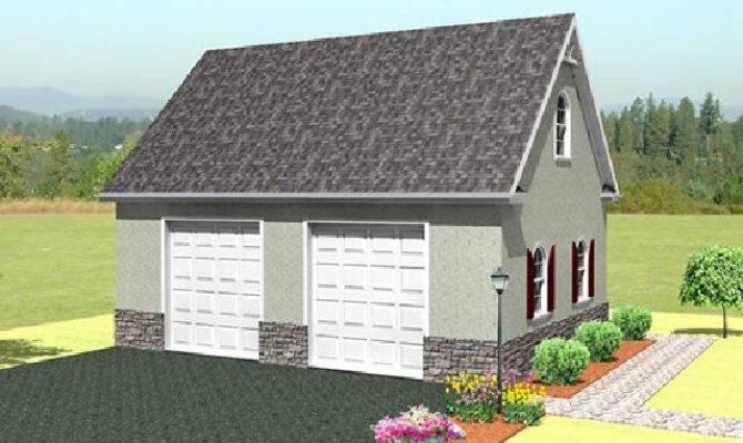 Small Garage Plans Loft Joy Studio Design