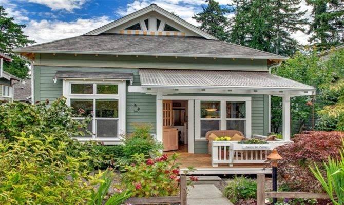 Small Garden Home Open Airy Homes Design