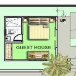Small Guest House Floor Plans Run Shed Blueprints