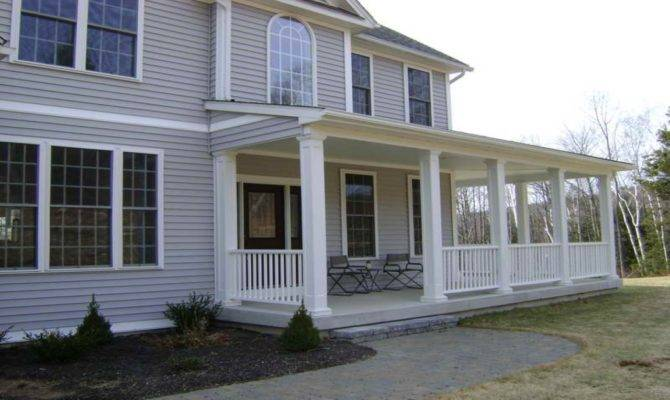 Small Home Plans Front Porch Design Style
