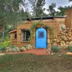 Small House Adobe Brick