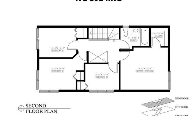 Small House Bedroom Floor Plans Open Plan Home Plans Blueprints 137330