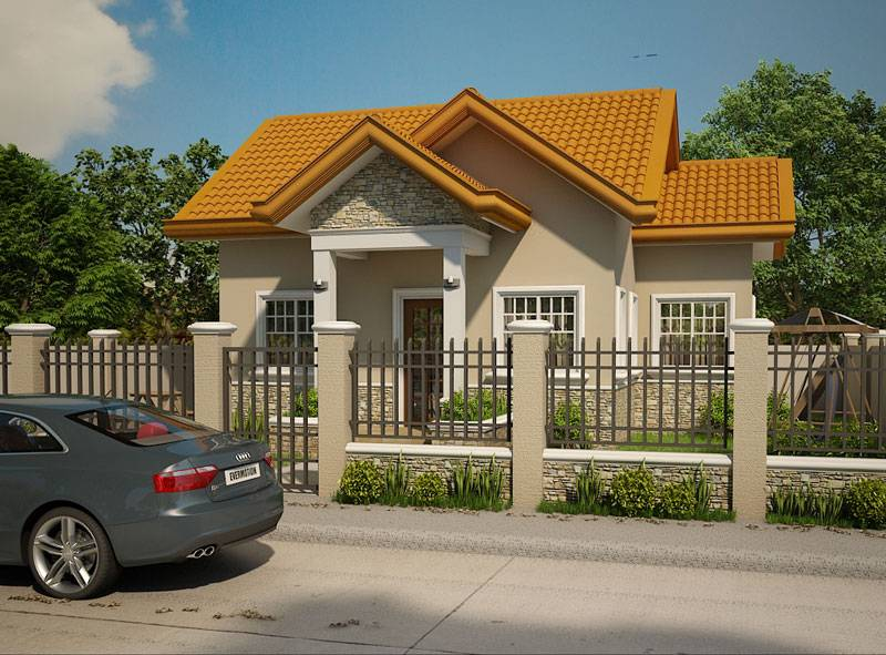 Small House Designs Shd Pinoy Eplans