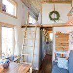 Small House Ingeniously Designed Wheels Alek