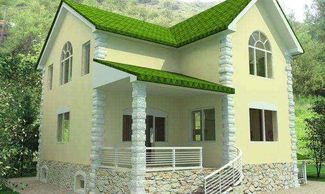 Small House Minimalist Design Modern Home