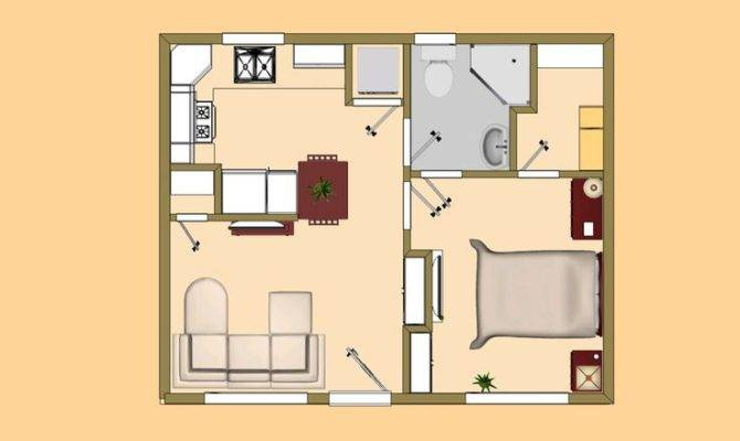Small House Plan Under Ftgood Guest Live