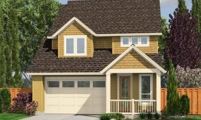 Small House Plans Loft Best Open Floor