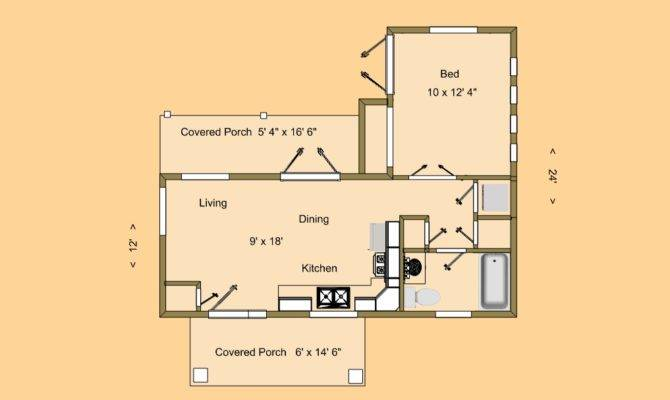 Small House Plans Under Mount Kiska Floor Plan