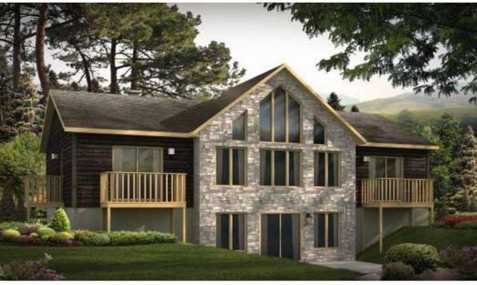 Small House Plans Walkout Basement