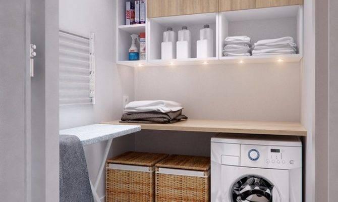 Small Laundry Room Design Ideas Comfortable