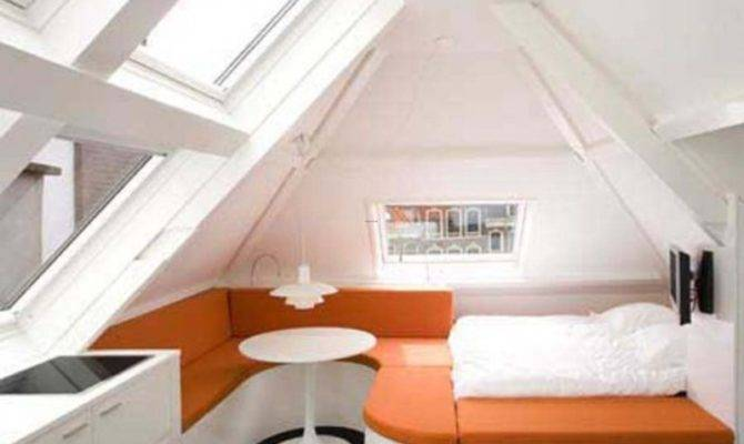 Small Loft Apartment Beautiful Design Queeste