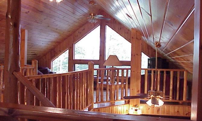 Small Log Cabins Lofts Success