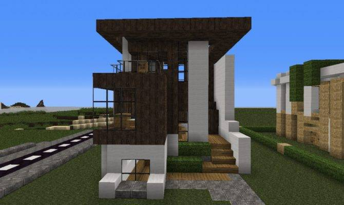 Small Modern House Foks