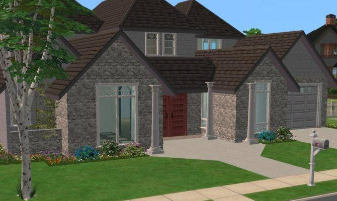 Small Modern House Plans Home Designs Well Bedroom