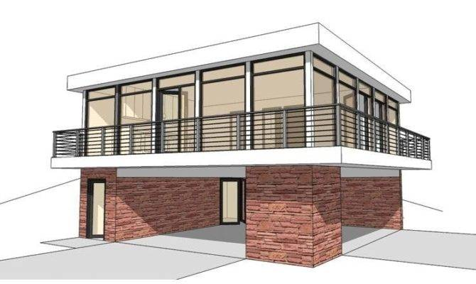 Small Modern House Plans Under Beautiful