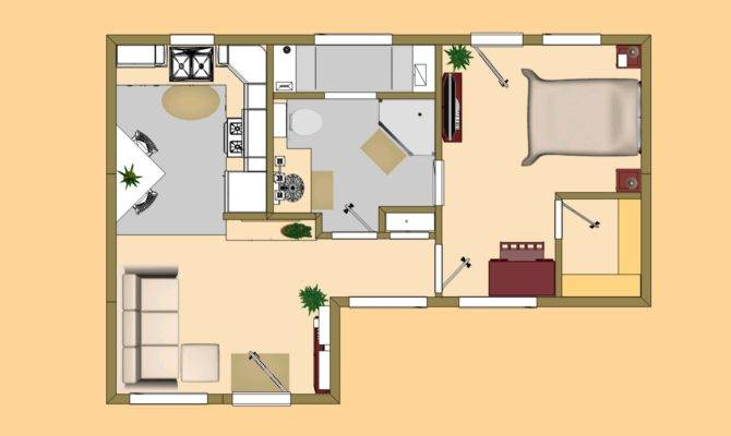 Small Modern House Plans Under