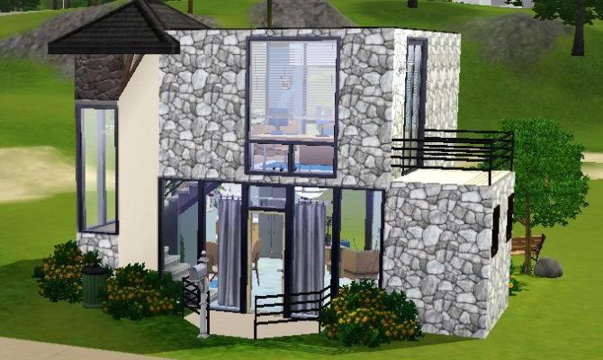 Small Modern Houses Native Home Garden Design
