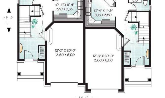 Small Multi House Plans