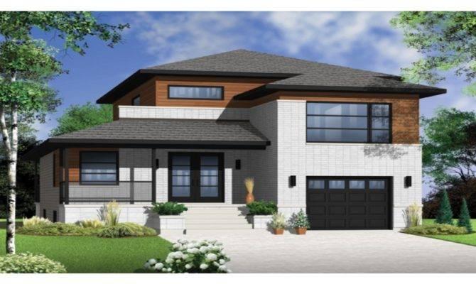 Small Narrow Lot House Plans
