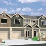 Small Narrow Townhouse Floor Plans Four Bedroom House