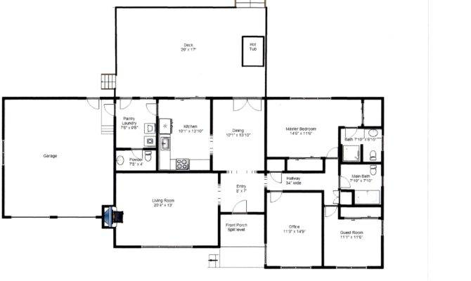 Small Old Farmhouse Floor Plans Becuo