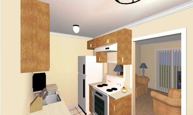 Small One Bedroom Apartments Apartment Organization