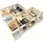 Small One Bedroom House Plans Real Estate