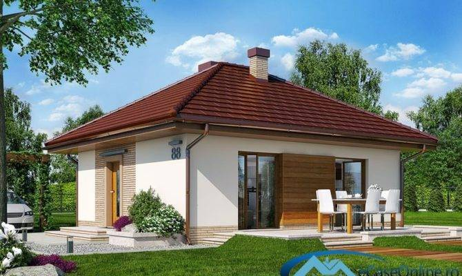Small One Room House Plans Compact Design