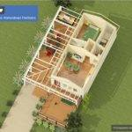 Small One Room House Plans Rustic
