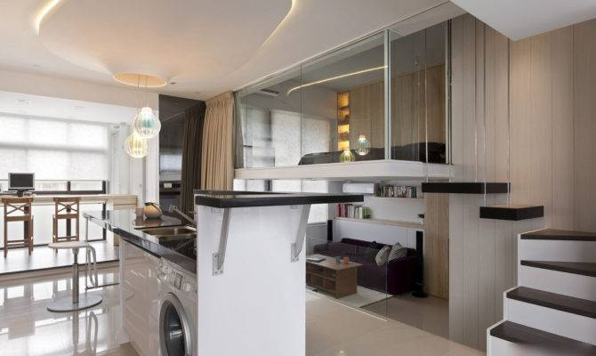 Small Open Plan Apartment Interior Design Ideas Best Home Decoration