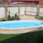 Small Pool Deck Designs Home Decor Ground Desi