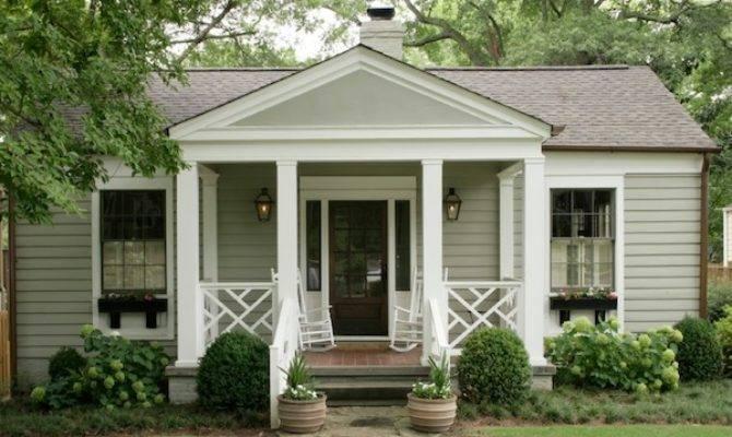Small Porches Pinterest Border Oak