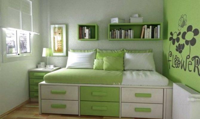 Small Room Decor Ideas Simple Bedroom Design
