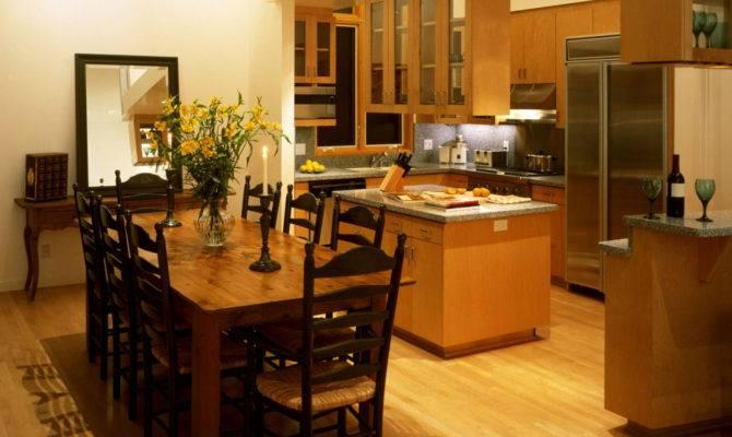 Small Room Design Kitchen Dining Designs
