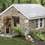 Small Rustic Home Plans Stone