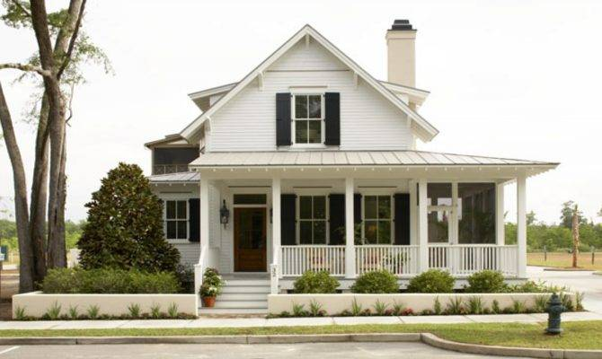 Small Southern Cottage House Plans Living