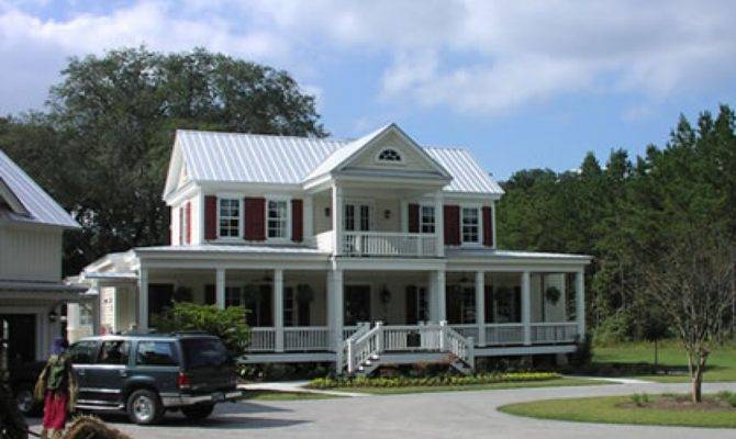 Small Southern Plantation House Plans