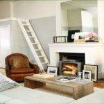 Small Space House Designs Living Room Sofa